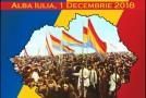 1 decembrie la Alba Iulia: Zeci de mii de români de pretutindeni, în Marșul Centenar