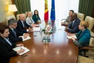 Premierul de la Chișinău: Există voința politică pentru ca drumul euroatlantic al R. Moldova să devină ireversibil