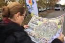 (VIDEO) Zinaida Bolboceanu a semnat pentru Unire la Oradea