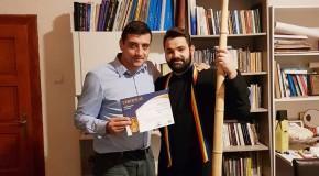 Părintele Vasile Antonie Tămaș a primit titlul de Ambasador al Unirii în anul Centenar