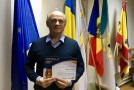 """(VIDEO) Directorul Liceului Teoretic ,,Gheorghe Asachi"""" din Chișinău, Boris Volosatîi, a devenit Ambasadorul Unirii"""