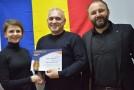 (VIDEO) Ambasador al Unirii: 2019 va fi un an românesc! Primarul unionist Alexei Busuioc a primit distincția anului Centenar