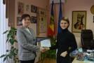 """(VIDEO) ,,Visul românilor devine realitate!"""" Titlul de Ambasador al Unirii a fost oferit primarului de Sîrma, Silvia Căpățînă"""