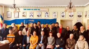 (FOTO) La sfat cu unioniștii din Căușeni. Zinaida Bolboceanu, alături de un deputat și doi candidați unioniști: Sunt în politică pentru generația tânără