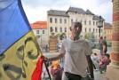 Adrian Balica, decanul de vârstă al Marșului Centenar a primit titlul de Ambasador al Unirii