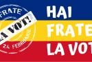 """,,Hai, frate, la vot!"""" Tinerii unioniști îndeamnă basarabenii stabiliți în România să participe la alegerile parlamentare"""