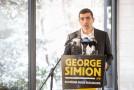 George Simion: Am uitat de românii din centrul țării? Inadmisibil – Papa Francisc, întâmpinat în Harghita de Viktor Orban