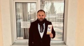 """Alegeri 2019 // Ion LEAȘCENCO: """"De Dragobete, am votat românește"""". Îndemnurile de a vota PP Democrația Acasă nu contenesc să apară"""