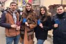 (FOTO) Alegeri 2019 // Studenții basarabeni din România votează Unirea-Democrația Acasă