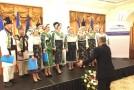 """La Cernăuți a fost reînființată Societatea Muzicienilor Români """"Armonia"""""""