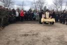 Episcopul Basarabiei de Sud, slujbă de pomenire pentru militarii căzuți în războiul moldo-rus de pe Nistru