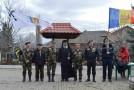 FOTO. Episcopul de Bălți a comemorat, la Soroca, eroii răpuși în războiul de pe Nistru