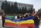"""VIDEO. """"Nu uităm ororile comise de guvernarea comunistă"""". 10 ani de la tragicele evenimente din 7 aprilie 2009"""