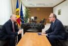 Discuții despre gazoductul Ungheni-Chișinău și eliminarea tarifelor de roaming dintre România și Rep. Moldova