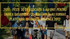 17 aprilie 2011: Ziua în care unioniștii au constituit Acțiunea 2012