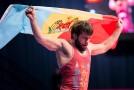 Victor Ciobanu a scris istorie pentru Rep. Moldova, învingându-l la București pe campionul mondial, rusul Serghei Emelin
