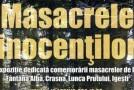 """""""Masacrele inocenților"""". Proiect în memoria românilor uciși de trupele sovietice la Fântâna Albă și în alte zone"""