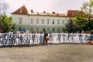 """Basarabia e România la Summitul de la Sibiu: """"Nu există români de Est și de Vest. E dreptul nostru să ne reunim, așa cum a făcut-o Germania"""""""