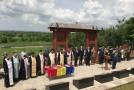 Eroii români căzuți în luptă pentru eliberarea Basarabiei, comemorați la Țiganca