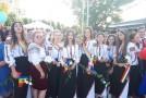 """Liceul Teoretic """"Mihai Eminescu"""" din Comrat: Bal de absolvire în costume populare"""
