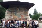 Excursie de neuitat în România pentru profesorii și elevii români din Comrat