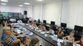 Școala de Limbă Română pentru copii din Ismail, deschisă. Câți copii s-au înscris la primele cursuri
