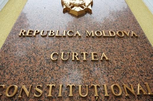 Curtea Constituțională de la Chișinău recunoaște noua putere