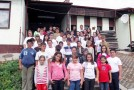 Elevi și profesori români din regiunea Voievodina, în excursie la Timișoara