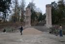 VIDEO – Cimitirul Eroilor din Chișinău a fost vandalizat