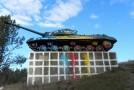 Liderul separatiștilor transnistreni vrea tancul sovietic de la Ungheni
