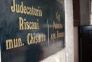 Protest la Judecătoria Chișinău în dosarul interdicției lui George Simion