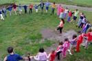 100 de elevi și profesori din România, în tabără de vară la Vadul lui Vodă