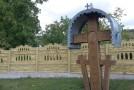 Troiță Ostășească din perioada eliberării Basarabiei, restaurată și inaugurată la Iurceni