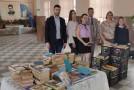 Piatra Neamț donează cărți pentru școlile din Republica Moldova