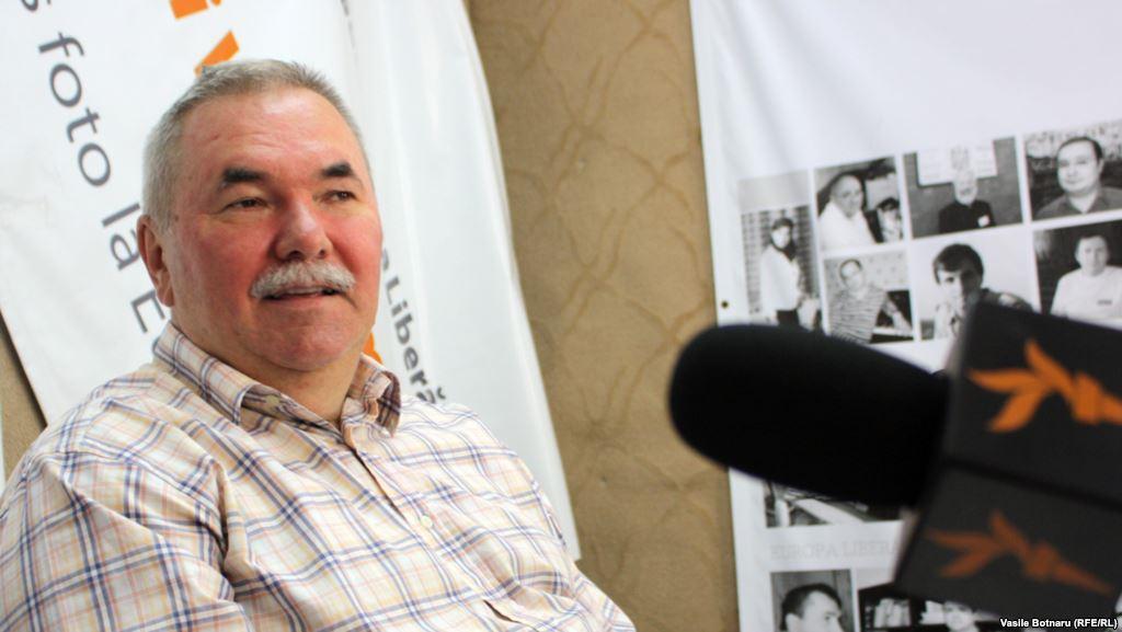 Viorel Cibotaru. Sursă foto: europalibera.org