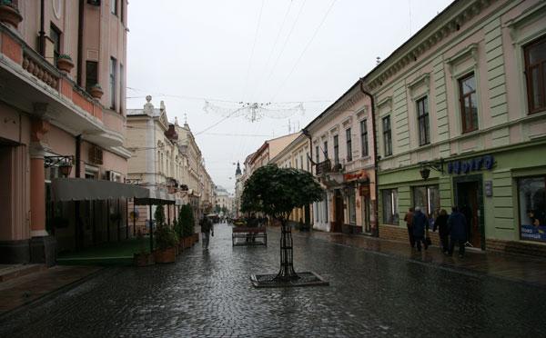 Pietonala_din_Cernauti