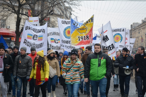 iasi-tinerii-unionisti1-24.01.2016