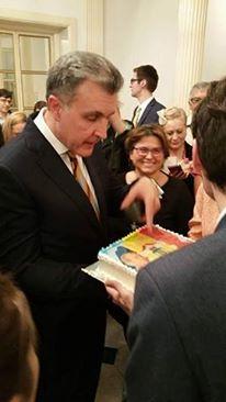 Principele Radu-tort-Romania Mare