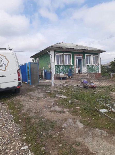 Casa, înainte de a fi renovată